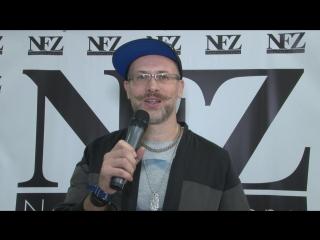 Рост Дикой, стилист, шоппер, член жюри конкурса New Fashion Zone