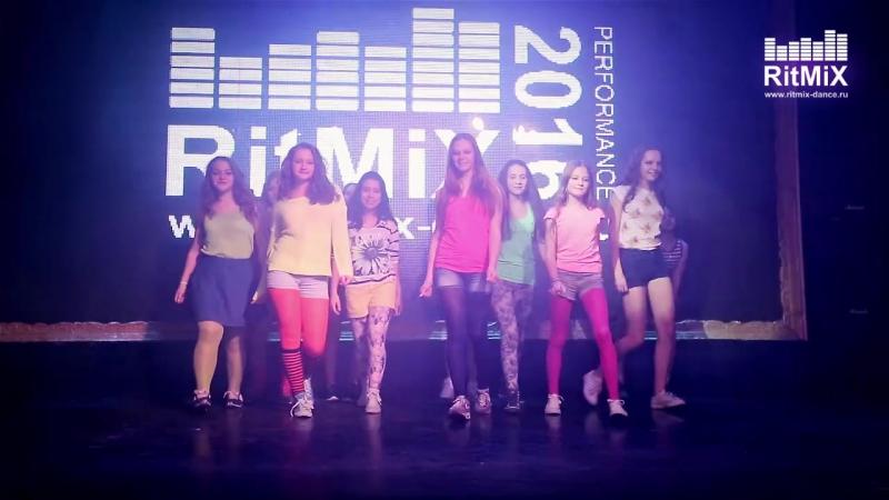 Winter Performance 2016 - Группа Алёны Косицкой - Dance Mix