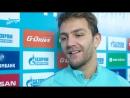 Интервью недели на «Зенит-ТВ»: Доменико Кришито