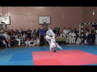 Kyokushin KO. Irpen Cup. Нокаут киокушинкай карате. Кубок Ирпеня
