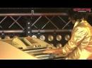 Claudia Hirschfeld - Konzert im MUSIC STORE - Johann Sebastian Bach Toccata (Techno-Mix)