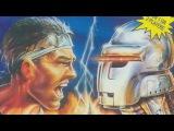 AVGN: Bad Game Cover Art #8 - Action In New York (NES) RUS