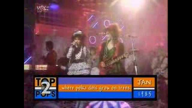 Strawberry Switchblade - Since Yesterday [totp2]
