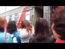 Гела Гуралиа. Встреча на вокзале. Петрозаводск 08 06 2015 г.