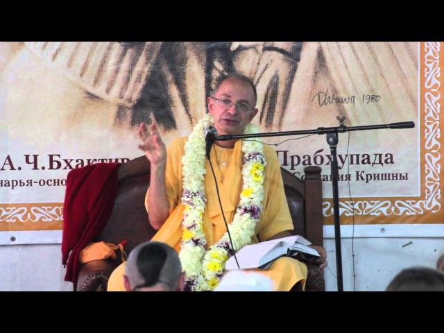 2013 09 11 Приближение к Шримати Радхарани Таттва Владивосток