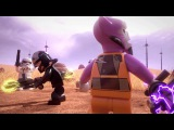 Zeb Bo Rifle - LEGO Star Wars Rebels - Demo