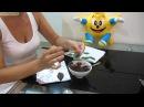Шоколадные листья Lá socola cách tự trang trí bánh gato 3d Đơn giản Dễ làm kem