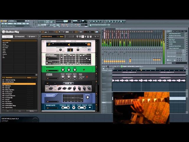 NI Guitar Rig 5 Pro - Nirvana Tribute (The ULTIMATE Preset)