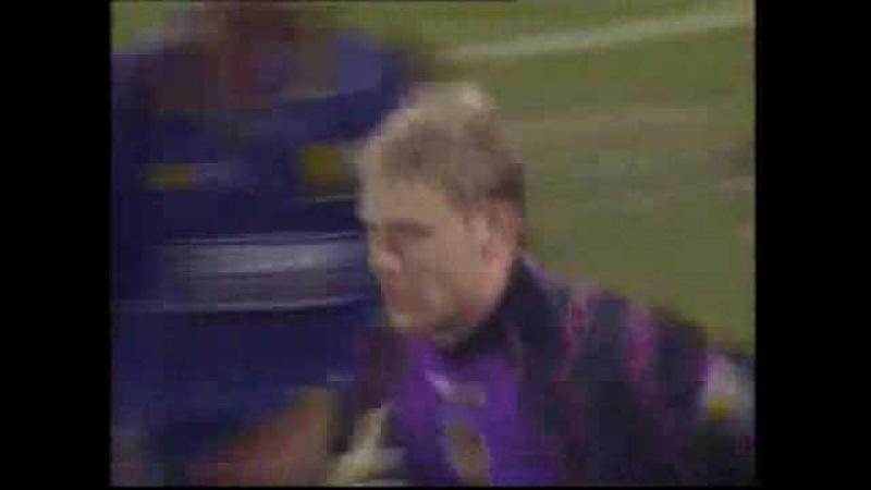 Peter Schmeichel (Goalkeeper) disallowed goal