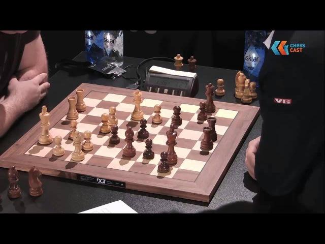 T. Petrosian - M. Carlsen. Blitz