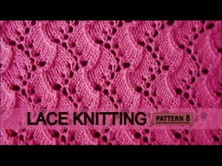 Traveling Vine | Lace Knitting Pattern 8