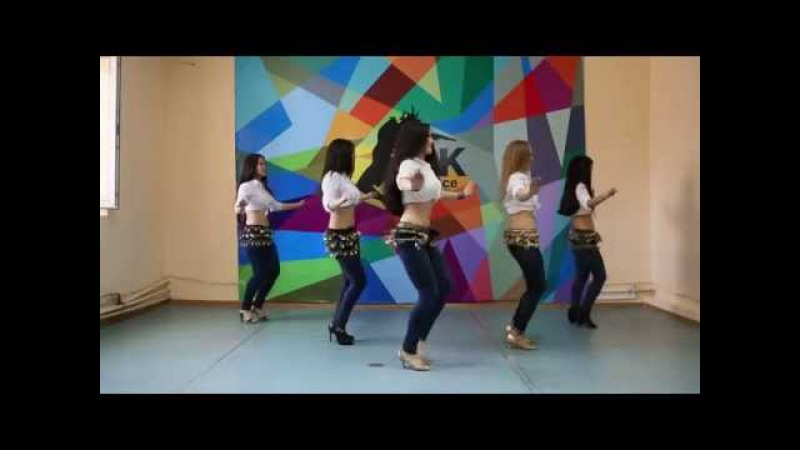крутой танец живота belly dance