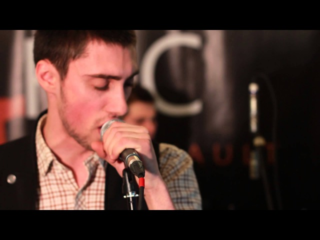 The Feedback - I Want To Break Free (Queen cover) Live Studio2013