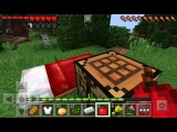 Minecraft PE-обзор игр на андроид серия 2