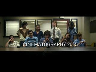 Самые красивые сцены из фильмов 2015-го в одном ролике: от «Безумного Макса» и «Марсианина» до «Прогулки» и «Эвереста»