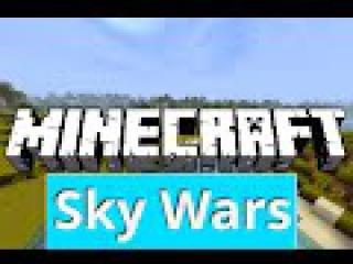 MINECRAFT Skywars Noob em ação