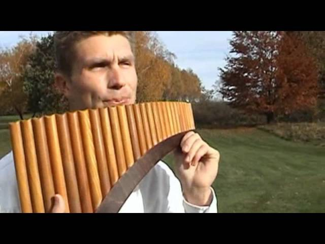 Einsamer Hirte - the lonely shepherd - el pastor solitaro | Panflöte - David Döring | Flauta de Pan