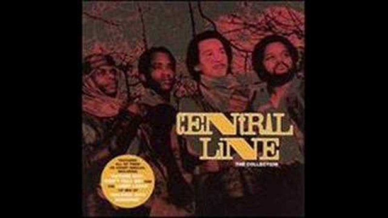 Central Line- Walking Into Sunshine