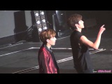 Fancam [150905] Infinite (Sunggyu) - Talk • «Infinite Effect» в Тайбэе