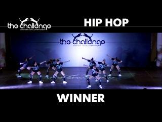 Winner Hip Hop Crew Adult | G. Monsters | The Challenge Dance Championship 2015