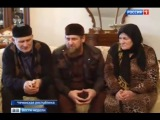 Рамзан Кадыров о чеченском спецназе в Сирии. Фильм А.Рогаткина (канал РОССИЯ)