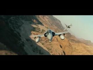 Удивительно красивое видео полетов реактивных истребителей (14.7 мб) » Триникси