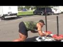 When Bodybuilding Meets Strongman ft. Elliott Hulse & Kali Muscle