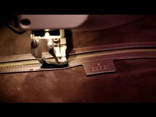 Как делают сумки Gucci. Ручная работа