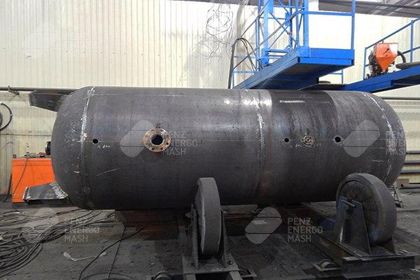 Производство воздухосборников