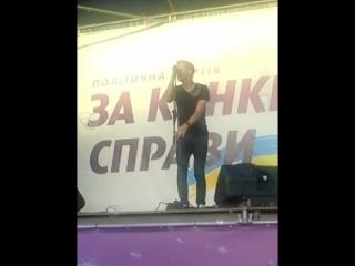 Ігор Грохоцький переможець голос країнидень селеща))