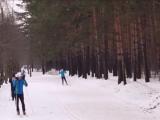 Сюжет с этапа чемпионата России по лыжным гонкам (Ведущий - Дмитрий Губерниев) :DDD