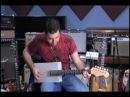 Impossible Guitar: Concrete Block Piezo