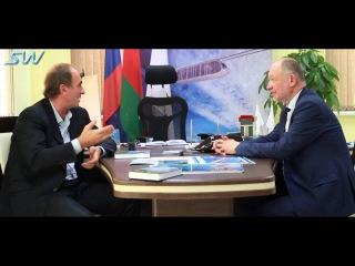 Новости SkyWay: 2.Интервью с президентом холдинга Новотранс о технологии SkyWay 2 (19.10.2015)