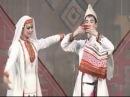 Марийский обрядовый танец Сватанье