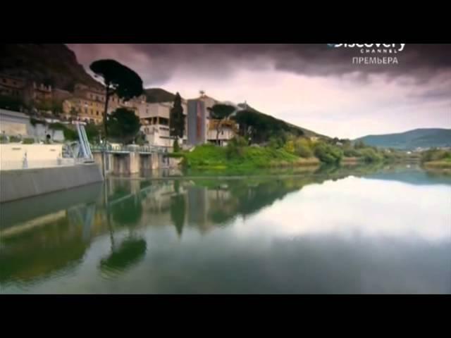 Город наизнанку Рим Италия