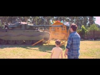아빠와 아들 (월드 오브 탱크)