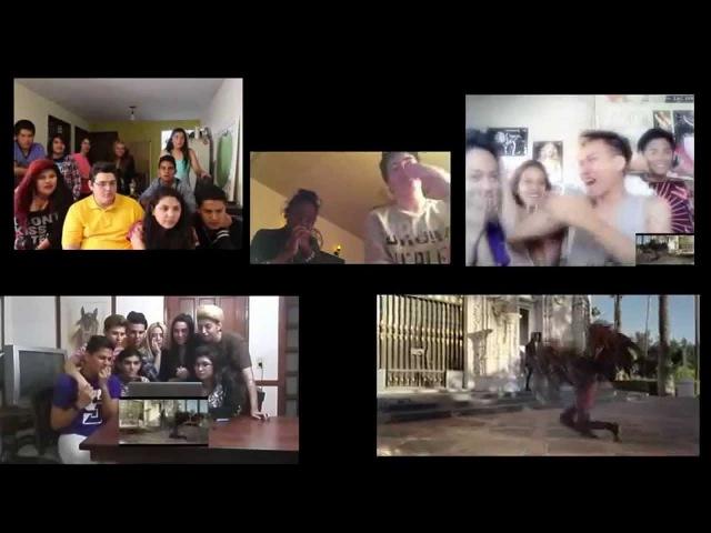 Multiple Reactions - G.U.Y. - an ARTPOP FILM. Lady Gaga