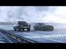 Ford Shelby KITT vs VAZ 2107