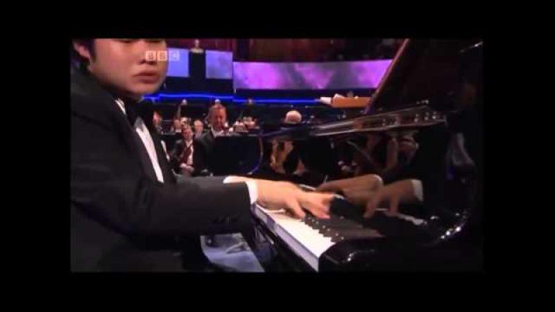 Nobuyuki Tsujii La Campanella BBC Proms 2013  辻井伸行さん プロムス2013 アンコール