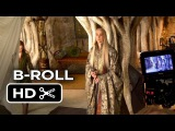 The Hobbit The Desolation of Smaug COMPLETE B-ROLL (2013) - LOTR Movie HD
