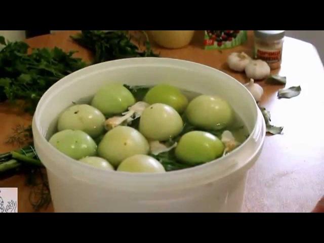 Квашеные,бочковые помидоры