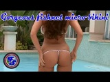 FaNSpeed World Erotica part #6 Gorgeous fishnet micro bikini HD music