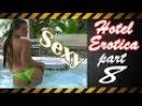 Hotel Erotica 18+ part #8 Sexy sheer mini  HD music