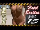Hotel Erotica 18+ part #15 Leopard Print Micro Bikini HD music