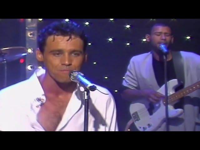 Bad Boys Blue - Lady In Black (Live ZDF Kultur Hitparade) 1989