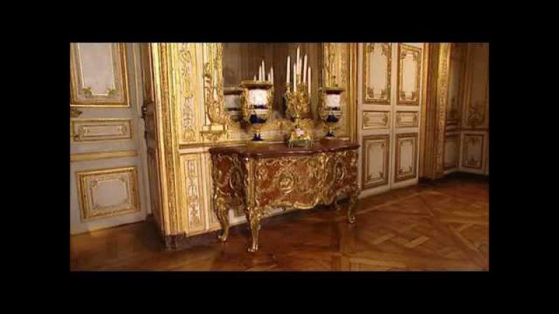 Путешествие по Версалю. Франция. Часть 4