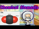 Chemical Elements & Compounds, Periodic Table, States of Matter - Chemistry Lesson for Children