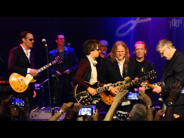 Miller, Bonamassa, Vai, Schon, Satriani, Hayne - Les Paul Celebration