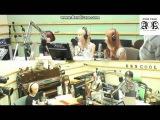 AOA - 130805 AOA BLACK @ Hong Jin Kyung 2 o'clock (part 1) + MOYA (live)