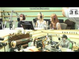 AOA - 130805 AOA BLACK @ Hong Jin Kyung 2 o'clock (part 4) + Without You (live)